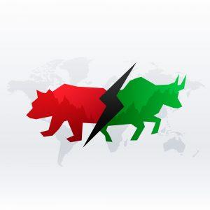 Que es el trading, toro y oso
