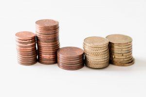 Foto monedas euros