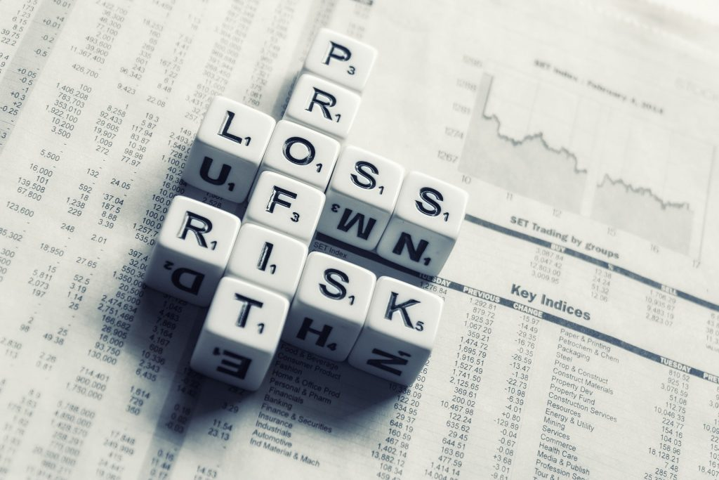 profit - risk