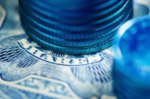 Blue-chip stocks